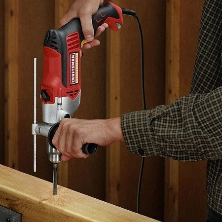 Using Corded Drill