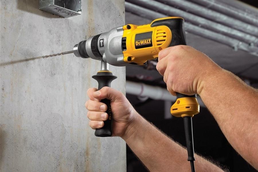 Dewalt DW511 Hammer Drill Review