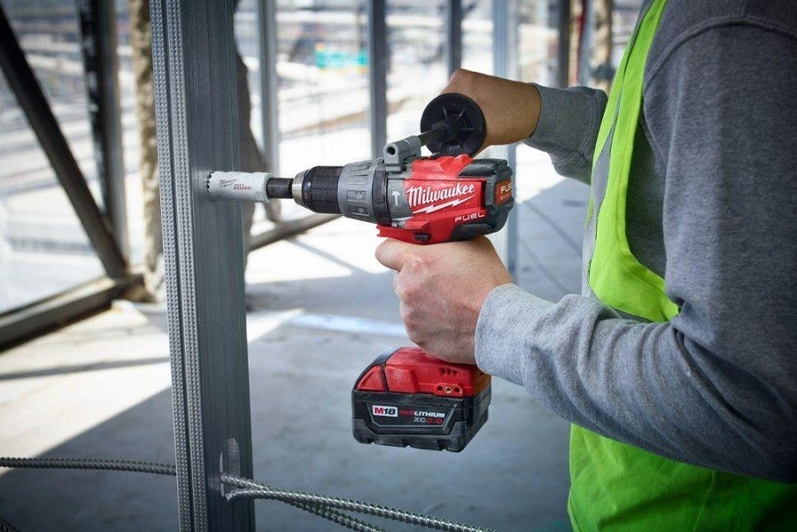 Milwaukee M18 Hammer Drill/Driver Review