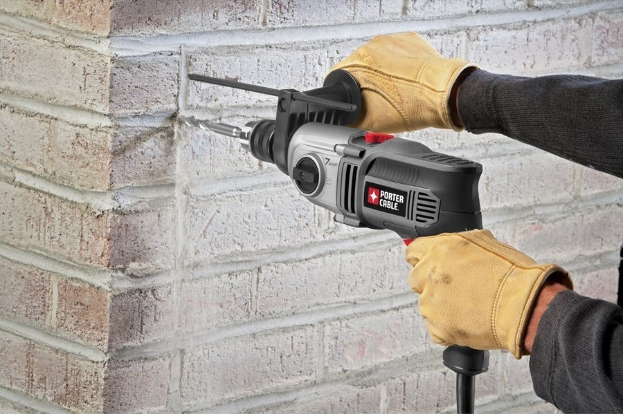 Porter-Cable VSR 2-Speed Hammer Drill Review